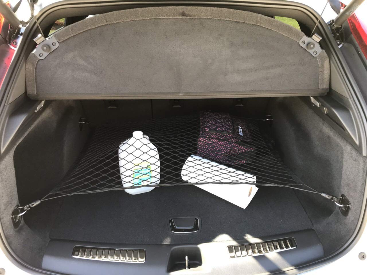 Floor Style Trunk Cargo Net for Cadillac XT4 2019 2020 New
