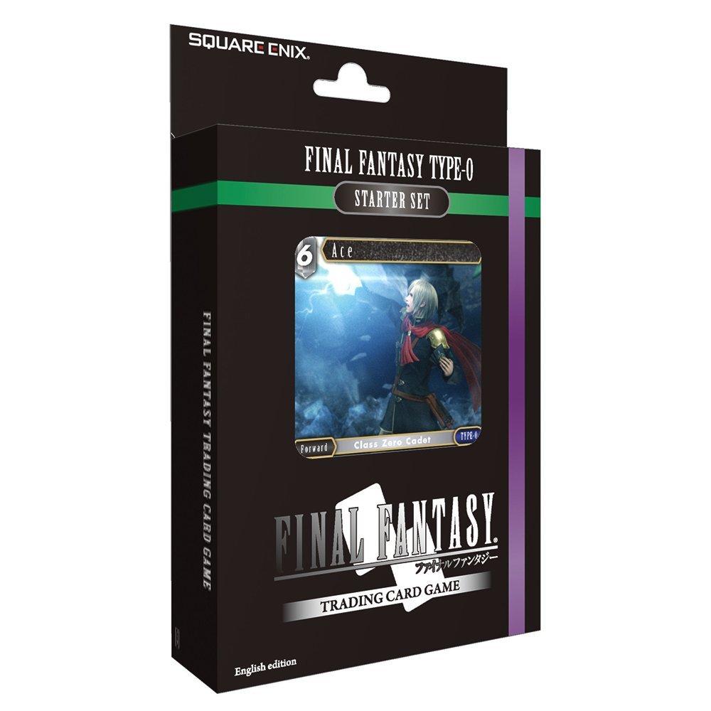Juego de cartas coleccionables de Final Fantasy: Plataforma ...