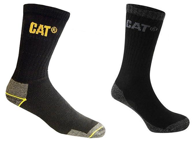 Cat Caterpillar de calcetines de trabajo Invierno del paquete – Universal de trabajo Calcetines + –
