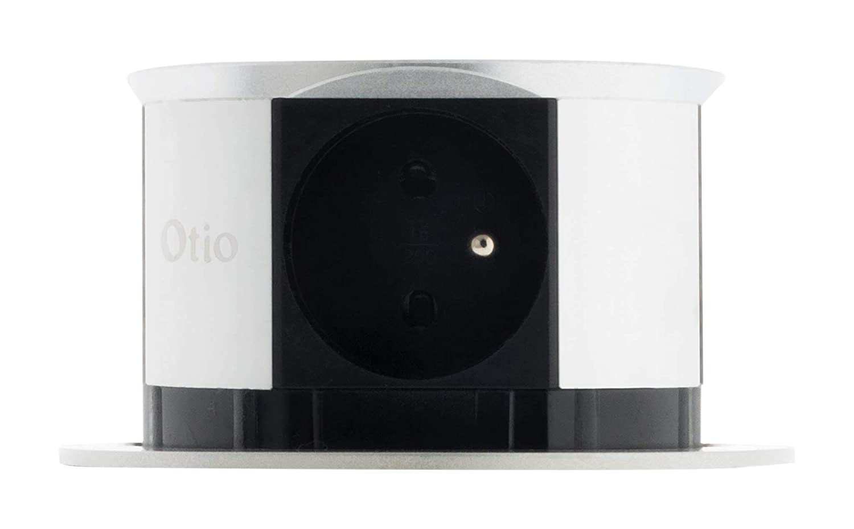 Otio - Regleta plegable con 4 tomas 16 A, compacta.: Amazon.es: Bricolaje y herramientas