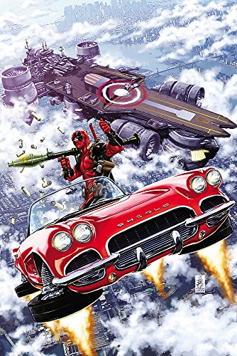 Deadpool Volume 4: Deadpool vs. S.H.I.E.L.D. (Marvel Now) ()
