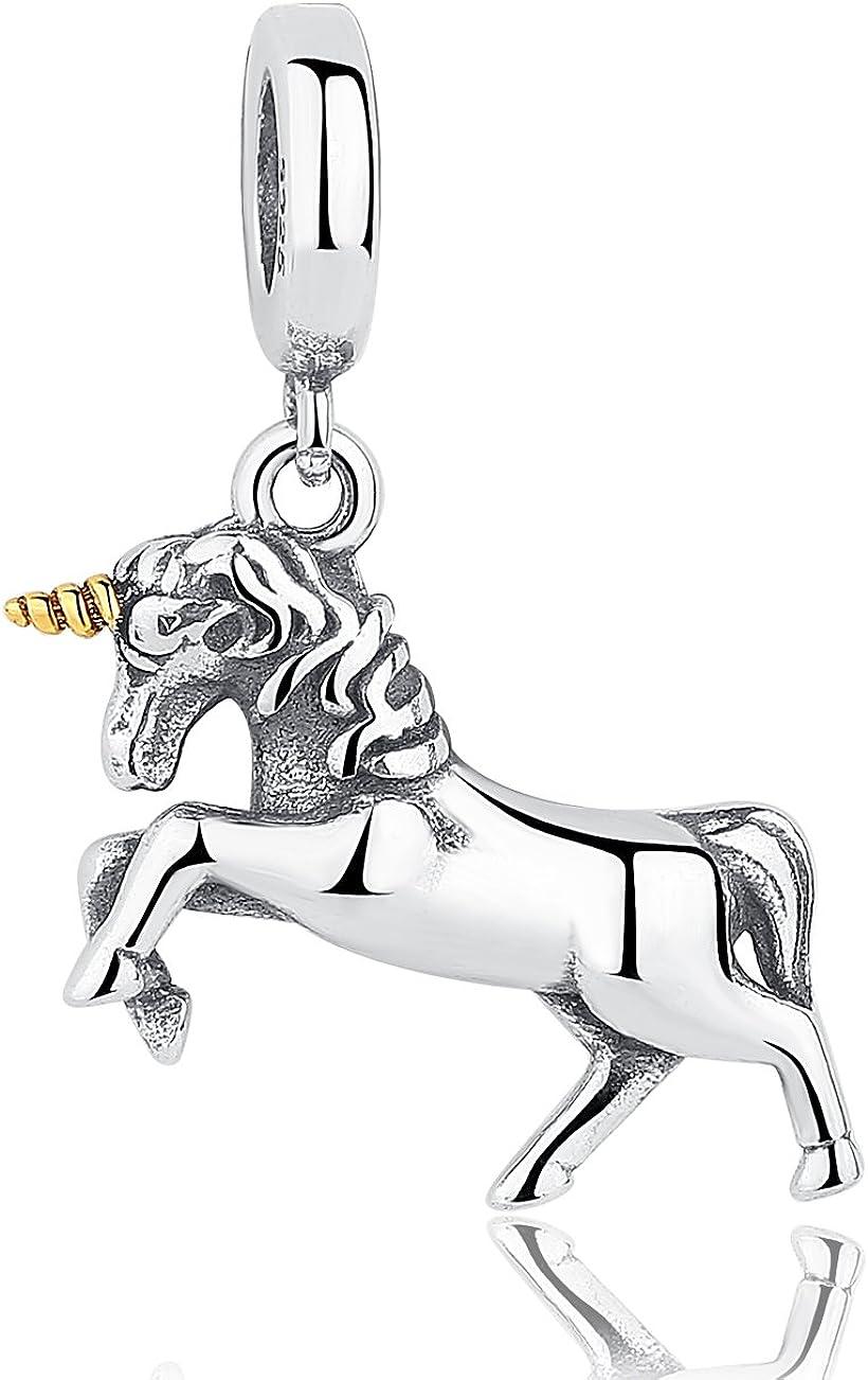 pandora charm unicorn