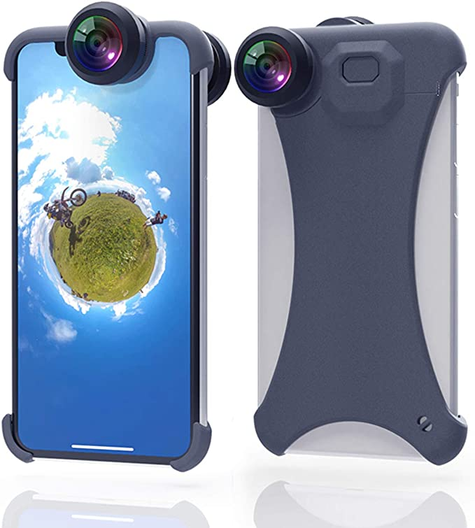 iPhone用カメラレンズ 『ぐるっ撮360°』