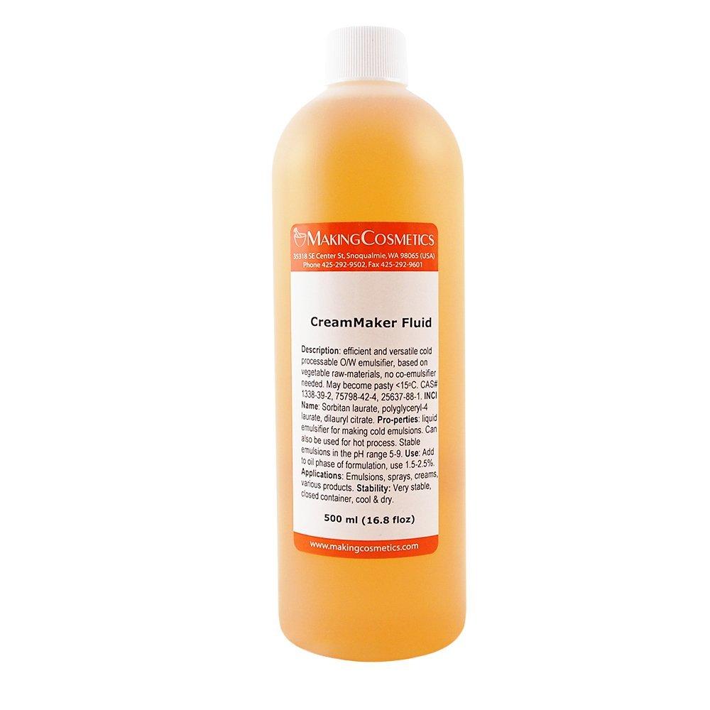 CreamMaker Fluid - 16.8floz / 500ml MakingCosmetics
