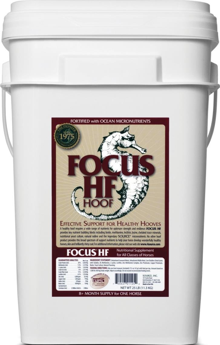 DPD Focus HF HOOF MICRONUTRIENT for Horses - 25 Pound