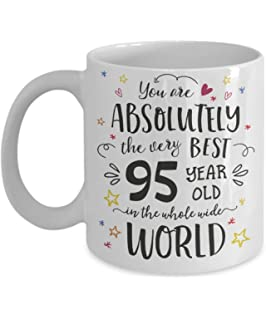 95th Birthday Gift Mug