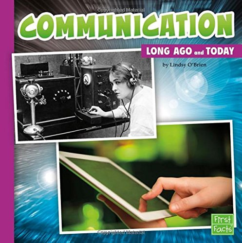 Download Communication Long Ago and Today ebook