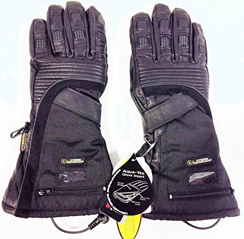 - Gerbing T5 Hybrid Heated Gloves Kit - 12V Motorcycle