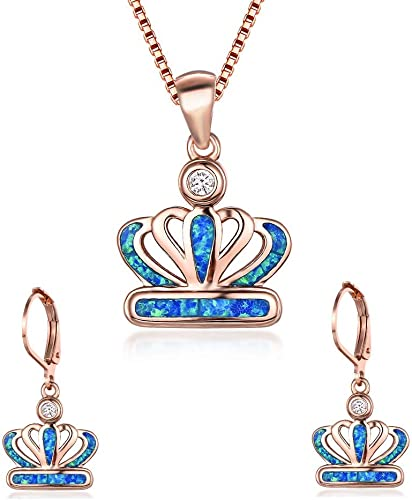 Original My Princess Of QUEEN Fashion Jewelry Sets With 925 Sterling Solid Gifts