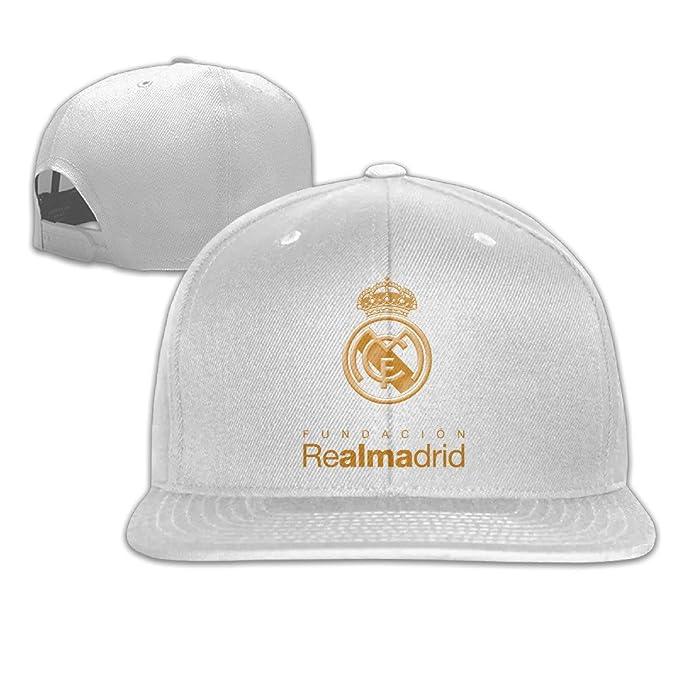Macho/Hembra vuefa Liga de Campeones Real Madrid CF (Algodón), Diseño con