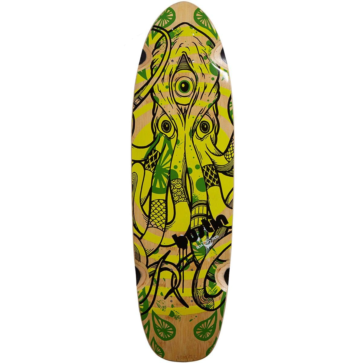 Bustin Bonsai Mini 29'' Tako Longboard Deck - 2017 by Bustin Boards