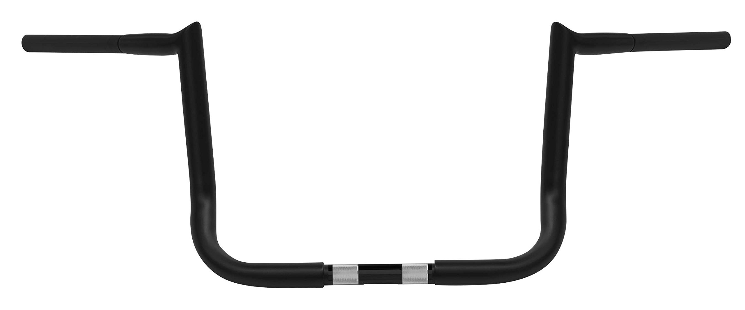Wild 1 WO592B Chubbys Reaper Handlebars for Baggers - 12in. - Black, Handle Bar Size: Not Available, Color: Black
