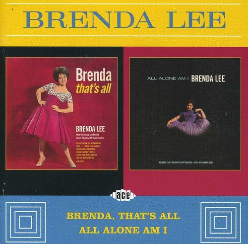 Brenda Lee - All Alone Am I (Chords) - Ultimate Guitar Archive