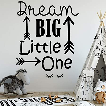 zxddzl Accesorios de decoración de la casa Big Dream One Fun Dream ...