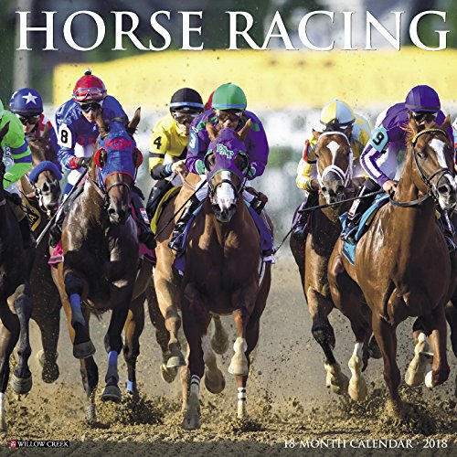 Horse Racing 2018 Calendar
