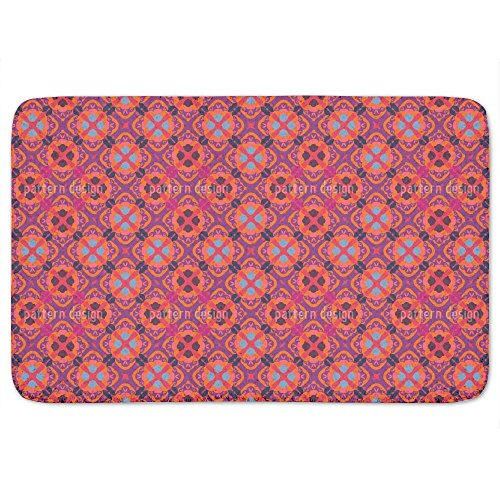 Greetings From Istanbul Bathroom Rugs: Memory Foam (24 X 36 inch) Incrediby Soft Memory Foam Spa Quality by uneekee