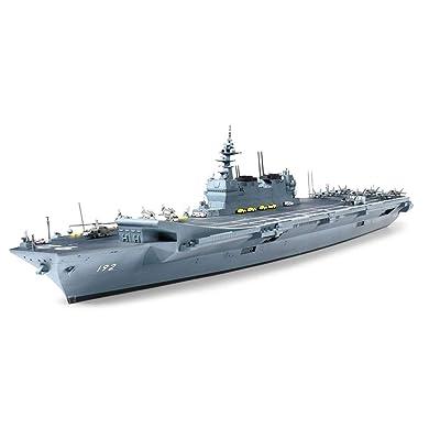 Tamiya 1 700 Aircraft Carrier DDV192 Ibuki: Toys & Games