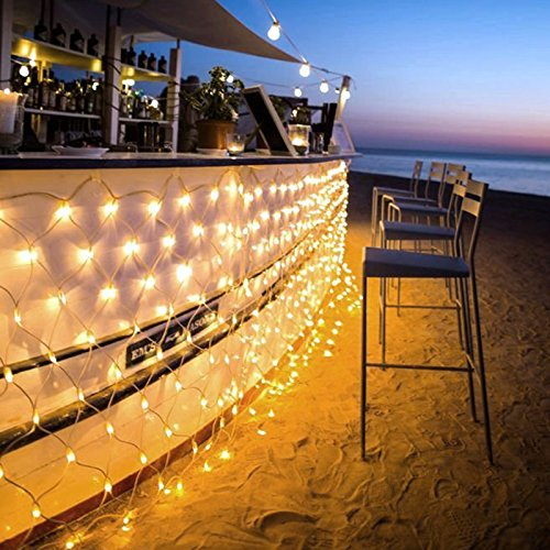 Net Lighting For Outdoors