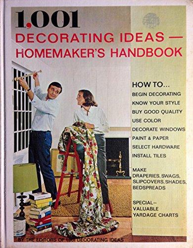 1,001 Decorating Ideas-Homemaker's Handbook]()
