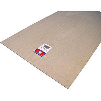 Craft Plywood 1 8 X 12 X 24 Amazon Com