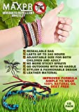 Mosquito Repellent Bracelet Insect Travel family-10-pack