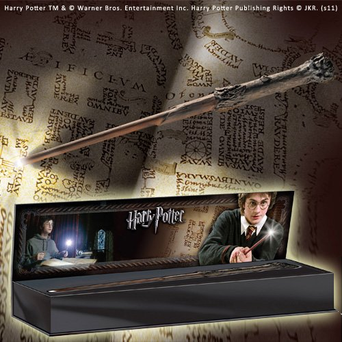 Noble Collection Harry Potter Wand with Illuminating Tip The Noble Collection NOB00NN1910