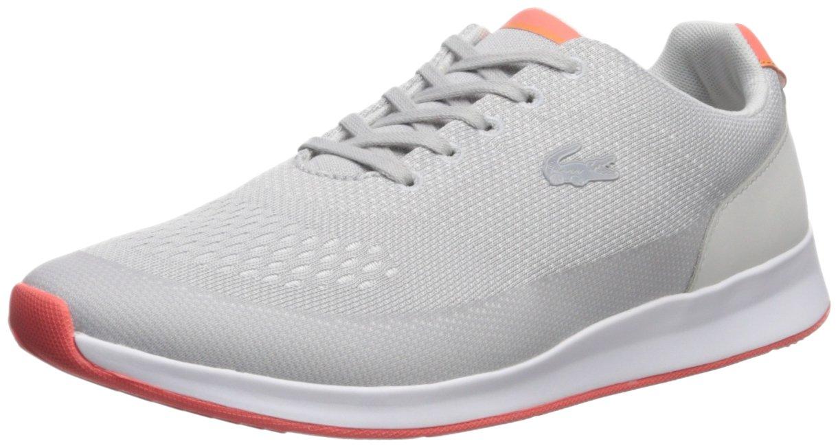 Lacoste Women's Chaumont Sneaker B074ZWNN5T 5 B(M) US|Light Grey