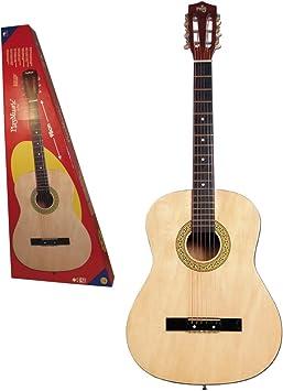 REIG Claudio Guitarra de Madera, 98 cm (7064): Amazon.es: Juguetes ...