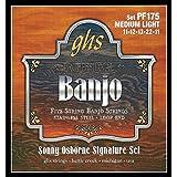 GHS Sonny Osborne Signature Banjo Strings Medium Light