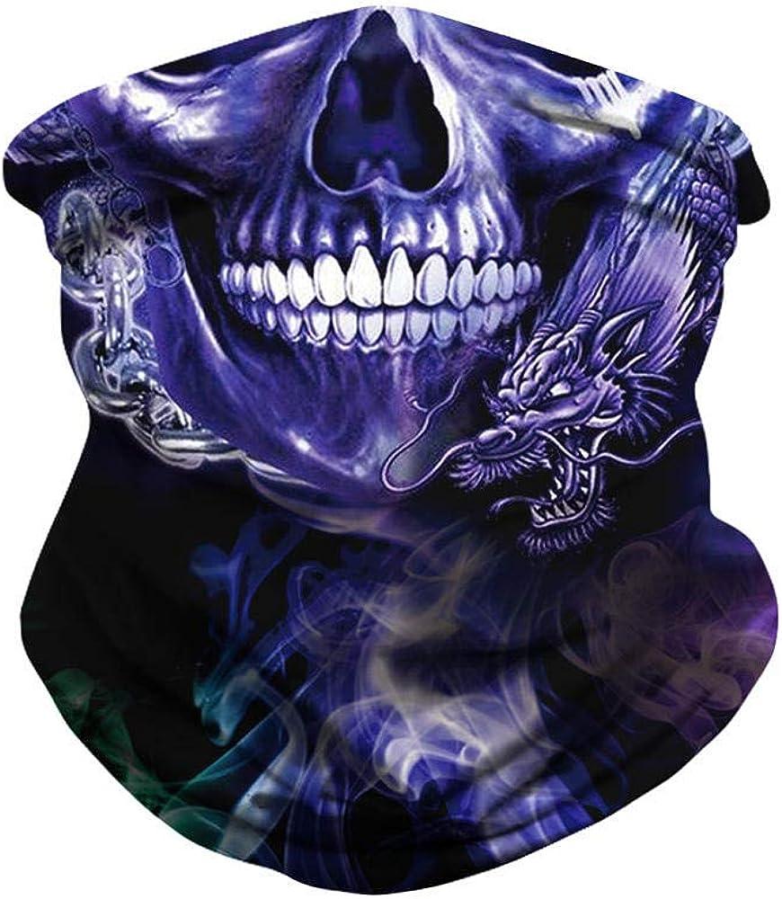 Pack of 2 bandana for women bandanas pack Digital printed multi-purpose headscarf