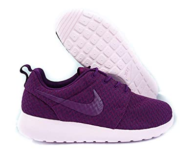 f1d625f5e11d Image Unavailable. Image not available for. Color  Nike Womens Roshe One  Mulberry Prism Pink Mulberry ...