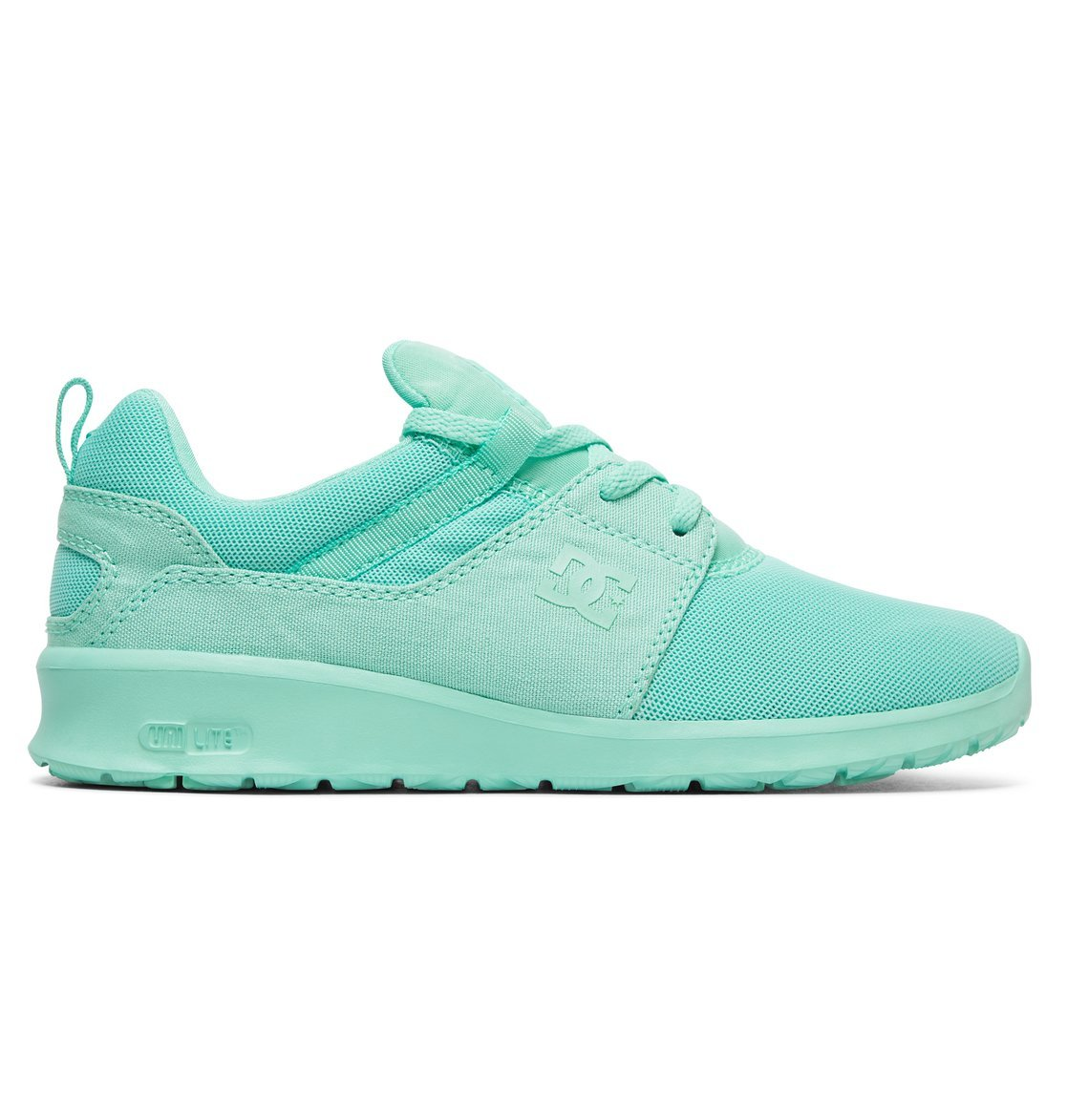 DC Shoes Heathrow, Sneakers 14970 Basses Mint Femme Sneakers Vert - Mint 6770c49 - conorscully.space