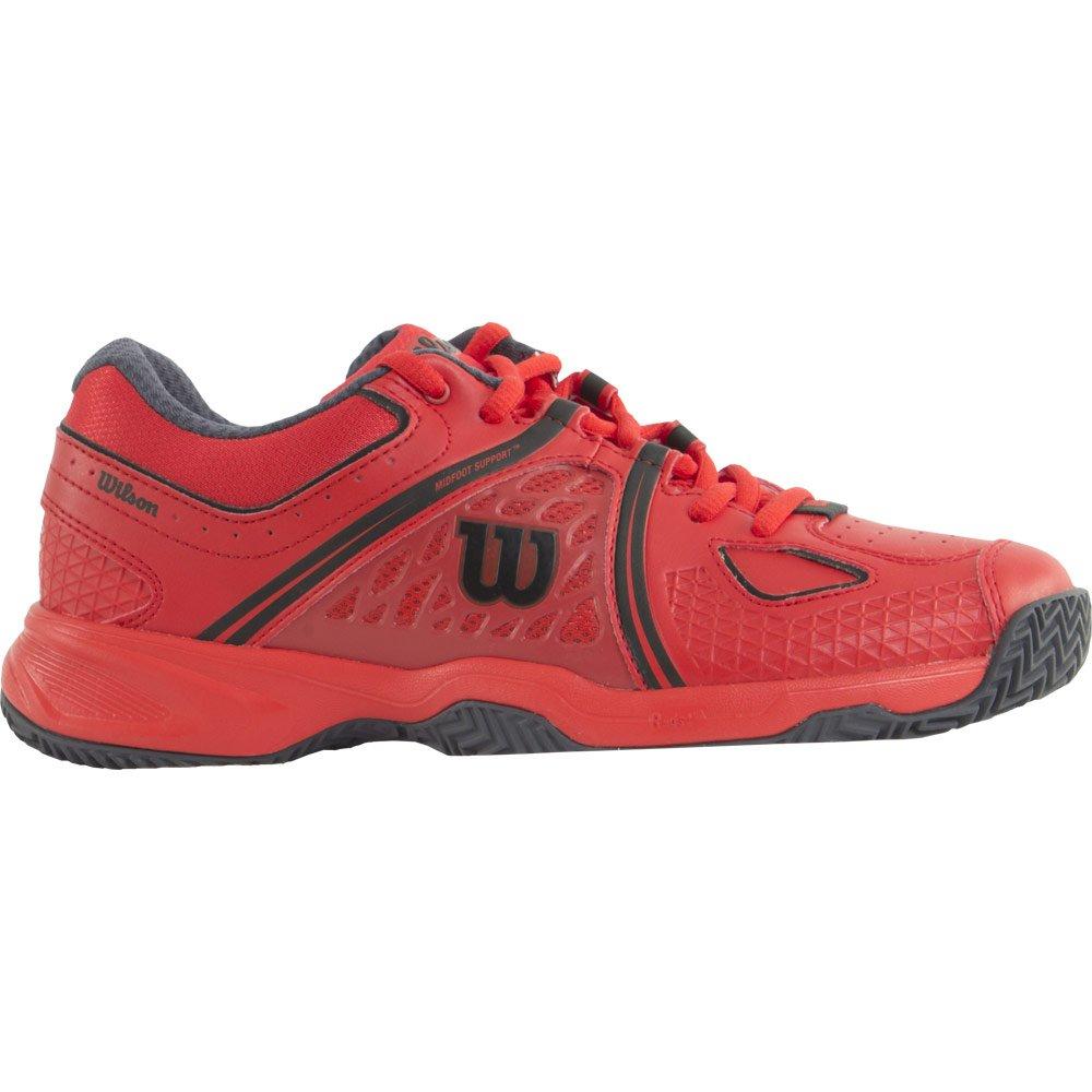 Zapatilla Padel Hombre Wilson Nvision Clay Court 47052 (40 1/3): Amazon.es: Deportes y aire libre