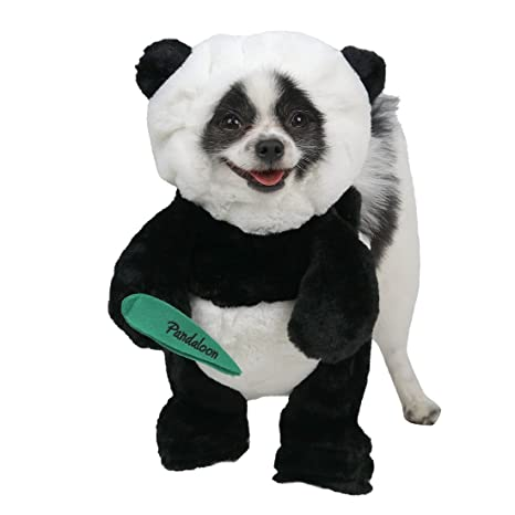 Pandaloon Panda Puppy Dog Pet Costume (Size 1 (13-14.5 in total height  sc 1 st  Amazon.com & Amazon.com : Pandaloon Panda Puppy Dog Pet Costume (Size 1 (13-14.5 ...