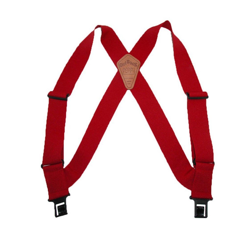 Perry Suspenders, Regular, Black OB200-R-BLK