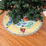 YANGPI Cute Chinesse Lion Dance Christmas Tree