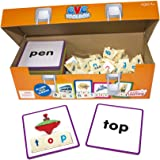Junior Learning CVC Toolbox Educational Action Games