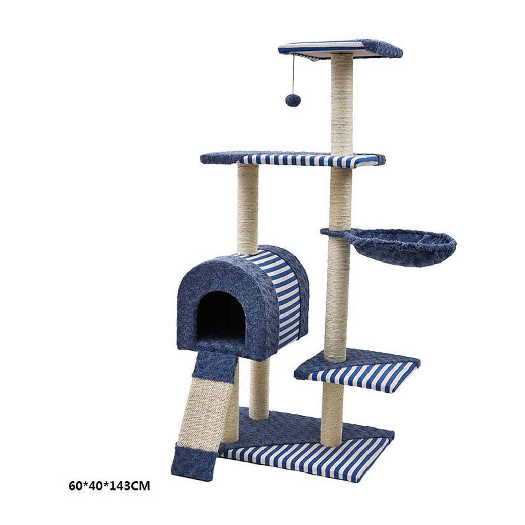 PV Terciopelo Cepillo Flor Gato Marco De Escalada, Cat Arañazos con Sisal Gruesa, Juego Torres & Árboles para Gatos: Amazon.es: Deportes y aire libre
