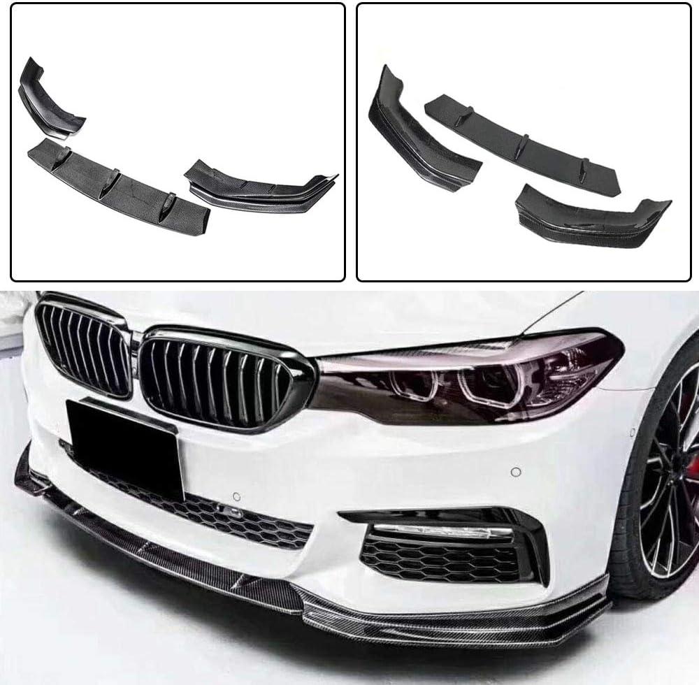 KDLLK Interior de Fibra de Carbono,para BMW Serie 5 G38 G30 G01 X3 X4 G02 2018 2019///P Botones Aluminio Coche Freno de Mano electr/ónico Auto H Bot/ón Cubierta Ajuste