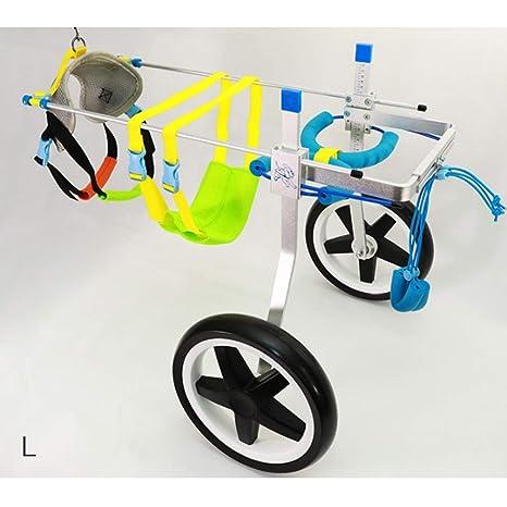 Silla de ruedas para perros ajustable Silla de ruedas ajustable ...