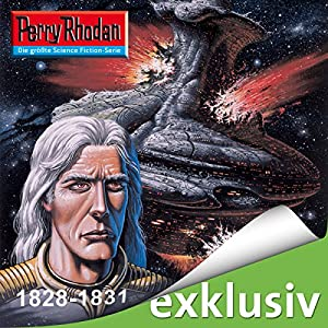 Edition Thoregon: Perry Rhodan 1828-1831 Hörbuch