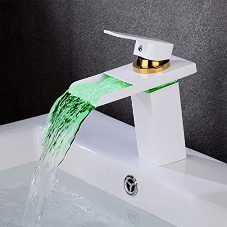 Waterfall Water Faucet For Bathroom UK