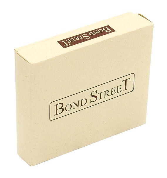 Bond Street Monedero, Naturaleza (Marrón) - 16054-7: Amazon ...