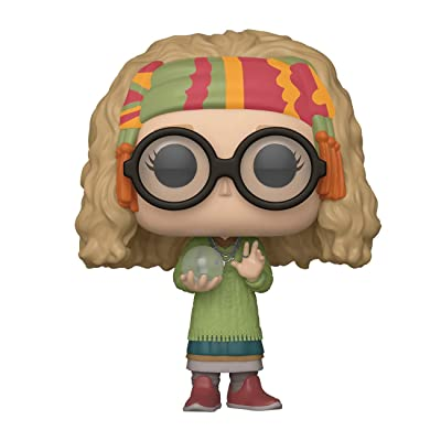 Funko Pop! Movies: Harry Potter - Professor Sybill Trelawney: Toys & Games [5Bkhe1805293]