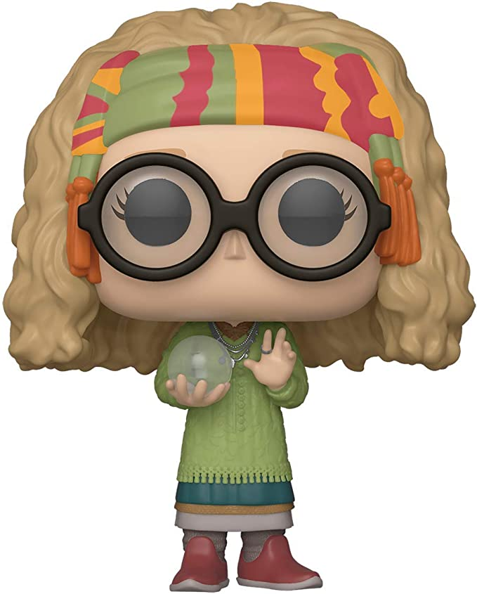 Funko- Figurines Pop Vinyle: Harry Potter S7-Profe...