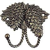Sierra Lifestyles Decorative Hook, Pinecone, Bronzed Black