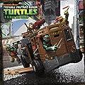 Teenage Mutant Ninja Turtles 2018 Wall Calendar
