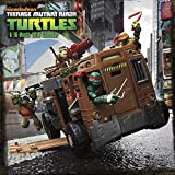 ninja desk - Teenage Mutant Ninja Turtles 2018 Wall Calendar