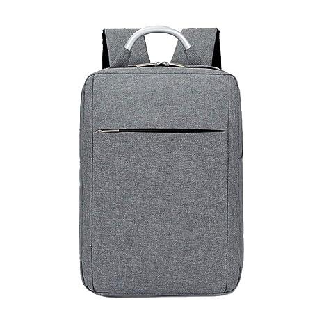 QASEW Mochila para ordenador portátil, tamaño Grande, para colegio, para Hombres y Mujeres
