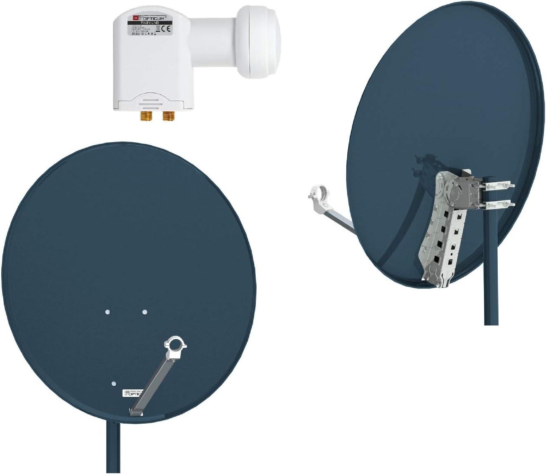 Opticum 9188 de Control de Calidad de la Antena de Aluminio ...